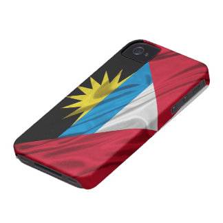 Flag of Antigua and Barbuda iPhone 4/4S Case