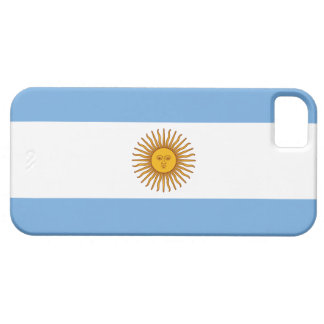 Flag of Argentina iPhone Case