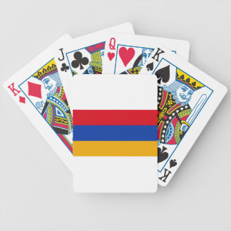 Flag of Armenia - Yeraguyn Poker Deck