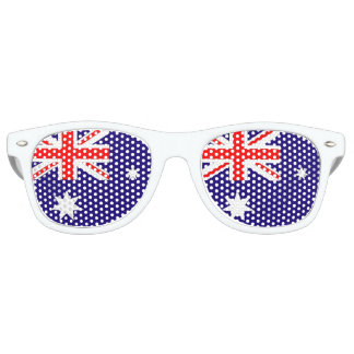 Flag of Australia Retro Sunglasses