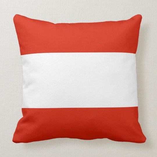 Flag of Austria Cushion