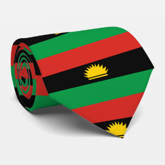 Flag of Biafra (Bịafra) Tie