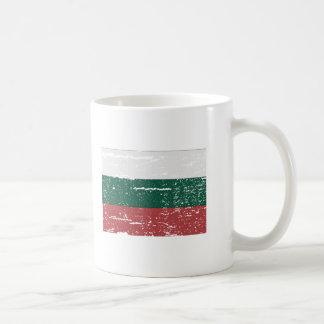 FLAG OF BULGARIA BASIC WHITE MUG