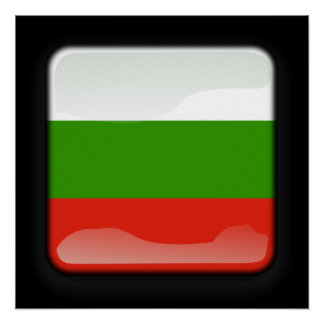 Flag of Bulgaria Poster
