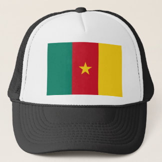 Flag of Cameroon Trucker Hat