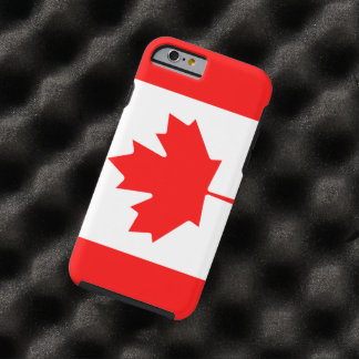 Flag of Canada se Tough iPhone 6 Case
