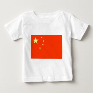 Flag of China Baby T-Shirt