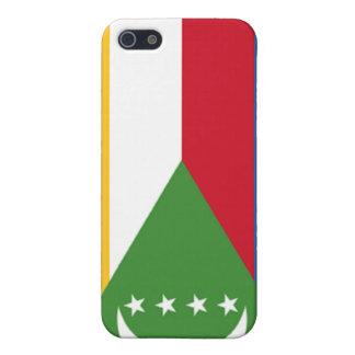 Flag of Comoros iPhone 5 Case