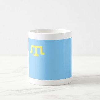 Flag of Crimean Tatars Basic White Mug