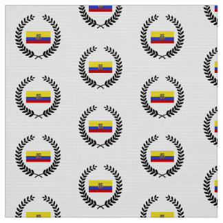 Flag of Ecuador Fabric