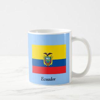Flag of Ecuador Mugs