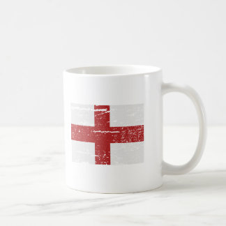 FLAG OF ENGLAND CLASSIC WHITE COFFEE MUG