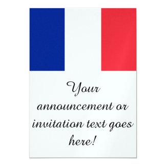Flag of France Card