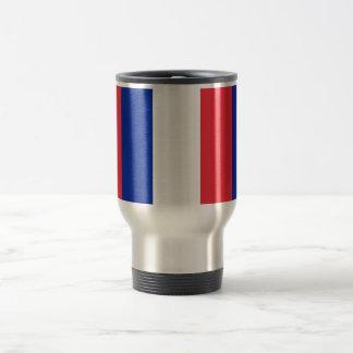 Flag of France, Tricolour National Flag Travel Mug