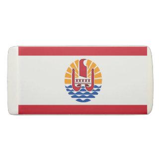 Flag of French Polynesia Eraser