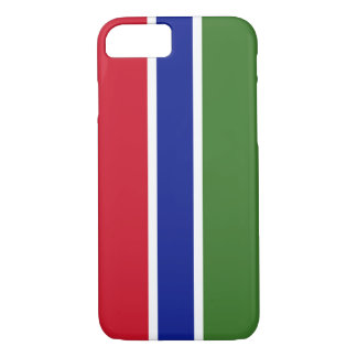 Flag of Gambia iPhone 8/7 Case