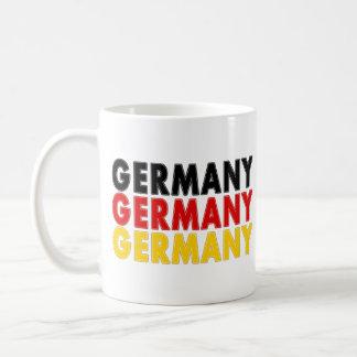 Flag of Germany Classic White Mug