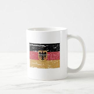 FLAG OF GERMANY COAT OF ARMS COFFEE MUG