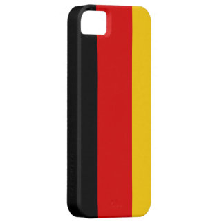 Flag of Germany iPhone 5 Case-Mate ID™