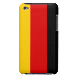 Flag of Germany iPod Touch Case-Mate Barely There™ iPod Touch Covers