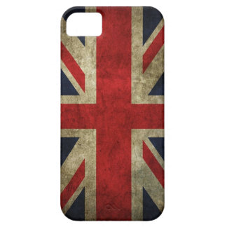 Flag of Great Britain iPhone 5 Covers