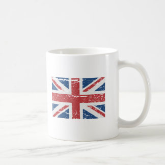 FLAG OF GREAT BRITAIN CLASSIC WHITE COFFEE MUG