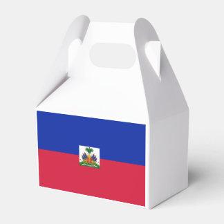 Flag of Haiti Favour Box