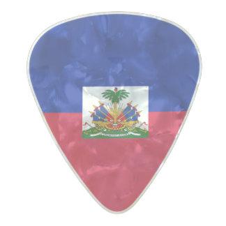 Flag of Haiti Guitar Picks