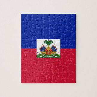 Flag of Haiti Jigsaw Puzzle
