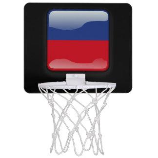 Flag_of_Haiti Mini Basketball Hoop