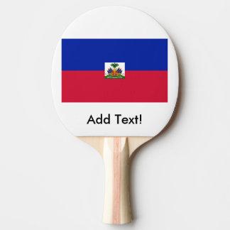 Flag of Hati Ping Pong Paddle
