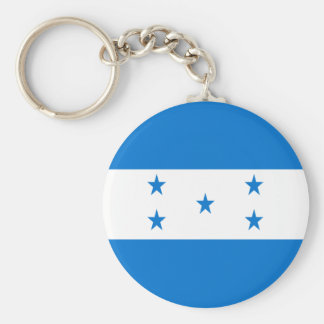Flag of Honduras Key Ring