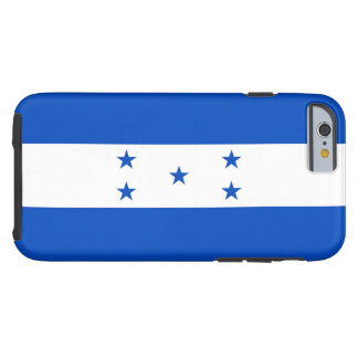 Flag of Honduras Tough iPhone 6 Case