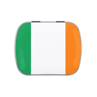Flag of Ireland Jelly Belly™ Candy Tin