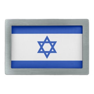 Flag of Israel Belt Buckle