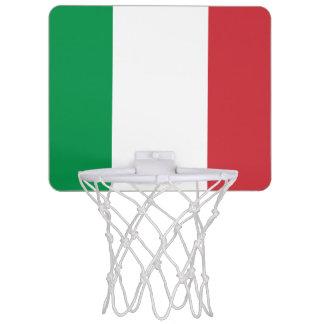 Flag of Italy Mini Basketball Goal Mini Basketball Hoop