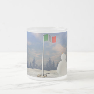 Flag of Italy Mugs