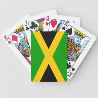 Flag of Jamaica Bicycle Playing Cards