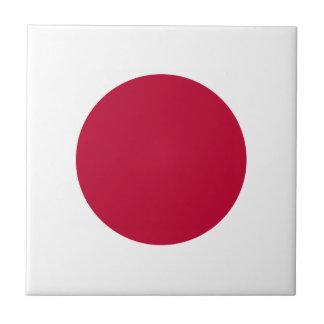 Flag of Japan Ceramic Tile