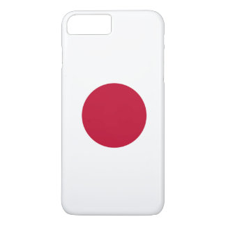 Flag of Japan iPhone 7 Plus Case