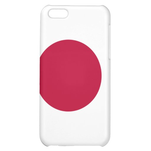 Flag of Japan iPhone 5C Cover