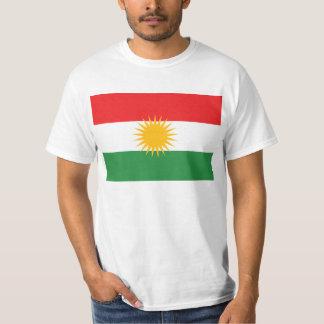 Flag of Kurdistan (Alay Kurdistan or Alaya Rengîn) T-Shirt