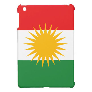 Flag of Kurdistan; Kurd; Kurdish Case For The iPad Mini