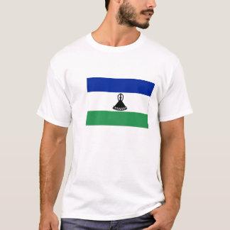 Flag of Lesotho Mens T-Shirts
