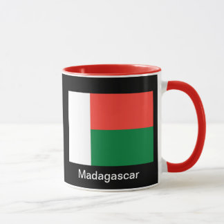 Flag of Madagascar Mug