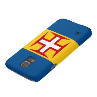 Flag of Madeira Galaxy S5 Case
