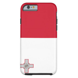 Flag of Malta Tough iPhone 6 Case