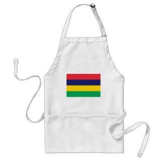 Flag of Mauritius Standard Apron