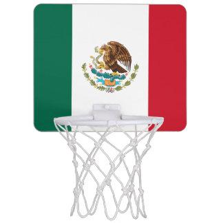 Flag of Mexico Mini Basketball Goal Mini Basketball Hoop