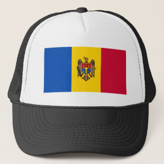 Flag_of_Moldova Trucker Hat
